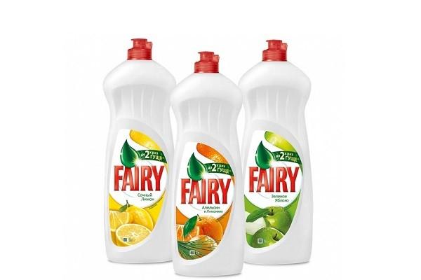 Սպասք լվանալու հեղուկ Fairy, 1լ 21719