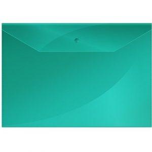 Թղթապանակ կոճգամով OfficeSpace A4, կանաչ,13239