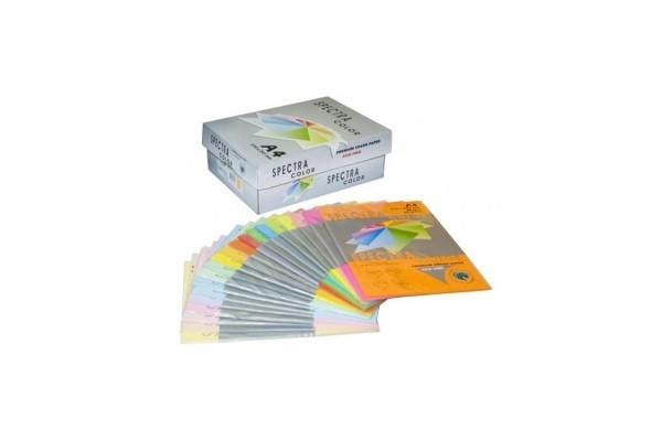 Թուղթ գունավոր Spectra A4 80գր դեղին CANARY 100թ 10311