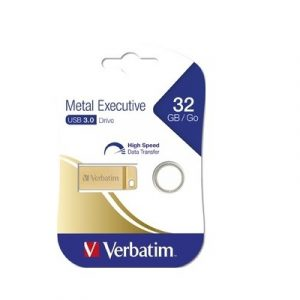 Ֆլեշ հիշողության սարք Verbatim metal 3.00USB, 32GB 30706