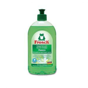 Սպասք լվանալու հեղուկ Frosch 500մլ 21709