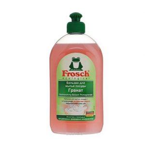 Սպասք լվանալու բալզամ Frosch Granat 500մլ 21702