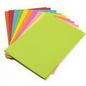 Գունավոր թղթեր