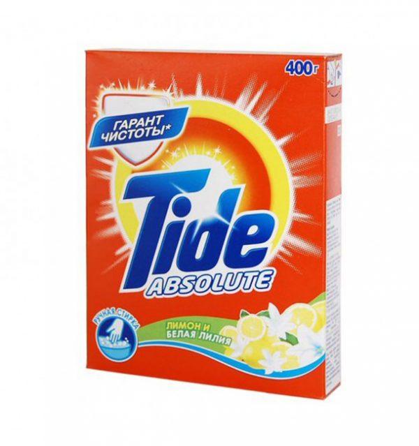 Լվացքի փոշի Tide սպիտակ, ավտոմատ, 450գր 22219