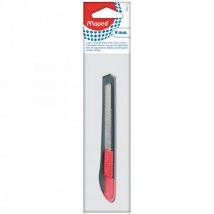 Գրասենյակային փոքր դանակ MAPED 9մմ 13810