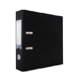Թղթապանակ երկօղականի (ռեգիստր), A4, 8սմ, սև 13234