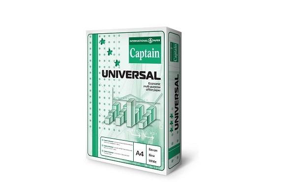 Թուղթ տպիչների համար Universal A4, C դաս, 80գր. 500թերթ 13412