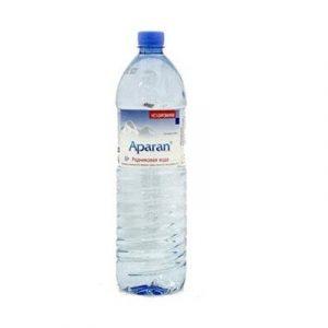 Աղբյուրի ջուր Ապարան, 0.5լ 60402