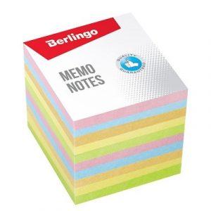 Թղթեր նշումների համար Berlingo 90*90*90սմ, գունավոր 13318