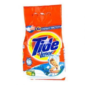 Լվացքի փոշի Tide, սպիտակ, ավտոմատ 3կգ. 22230