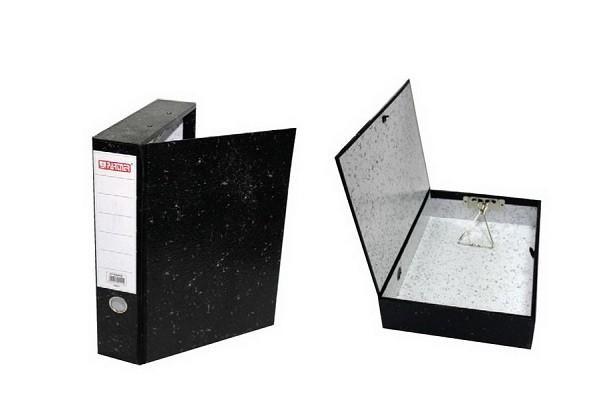 Թղթապանակ արխիվային (ռեգիստր), A4, 8սմ, սև 13235