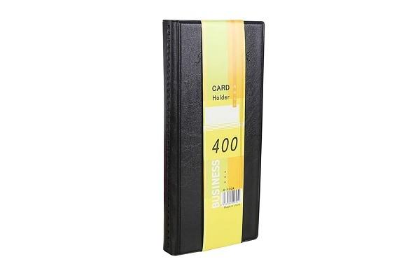 Այցեքարտարան Cosmic, 400 այցեքարտի համար, 4 բաժին 10110