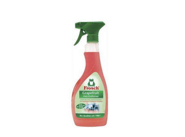 Խոհանոցային յուղի մաքրման սփրեյ Frosch 500մլ 21101