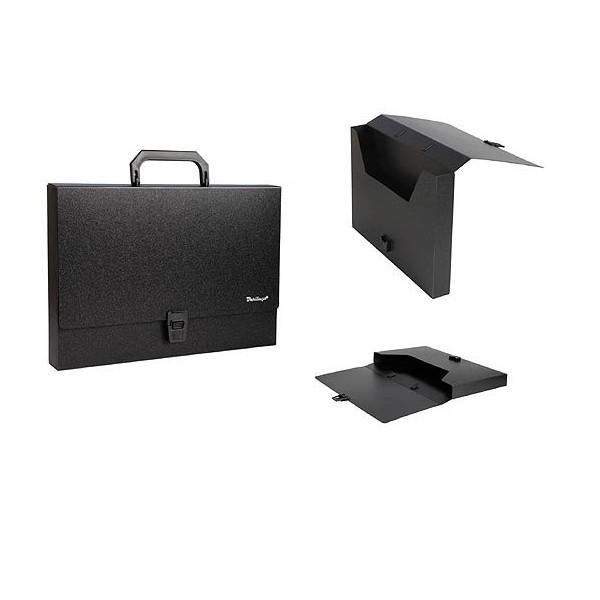 Թղթապանակ-պորտֆել Berlingo A4, սև 13201