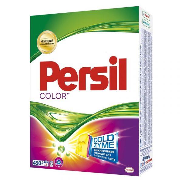 Լվացքի փոշի Persil 450գր, գունավոր 22208