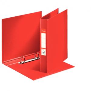 Թղթապանակ-ռեգիստր երկօղականի 4սմ, А4 կարմիր 13254