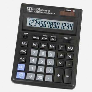 Հաշվիչ Citizen SDC-554S 13512