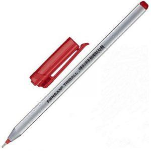 Գրիչ Pensan Triball կարմիր 13101