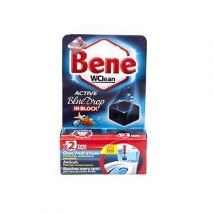 Զուգարանի կոճակ BENE, կապույտ 22101