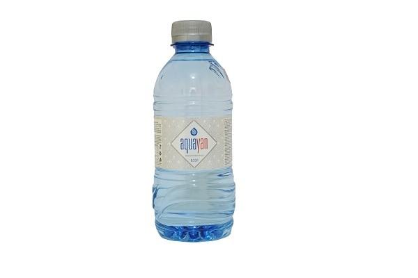 Աղբյուրի ջուր aquayan 0.33լ 60408