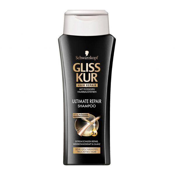 Շամպուն Schwarzkopf GLISS KUR, 400մլ.