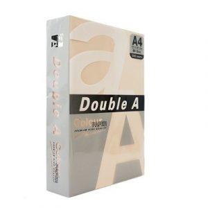 Թուղթ գունավոր DoubleA A4 5գույն 500թ. 80գր. 10332