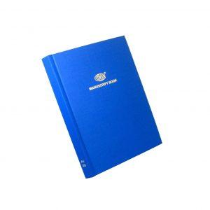 Գրասենյակային գրքույկ Fis A5 3Qr, 144էջ 11705