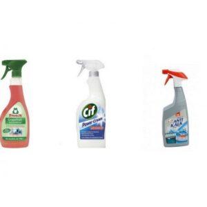 Խոհանոցի մաքրման միջոցներ