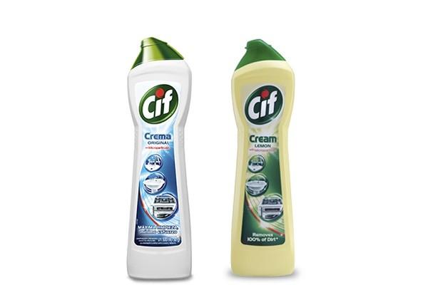 Մաքրող կրեմ Cif 500մլ 20814