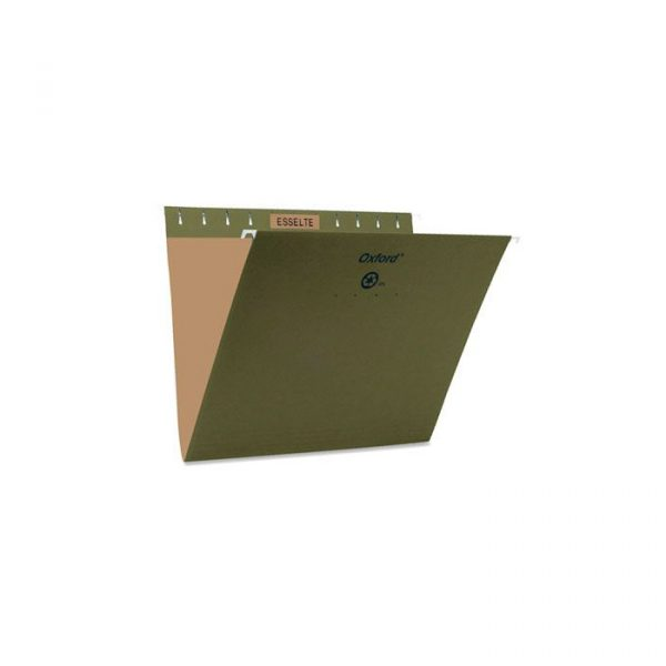 Թղթապանակ կախովի A4, կանաչ 10204