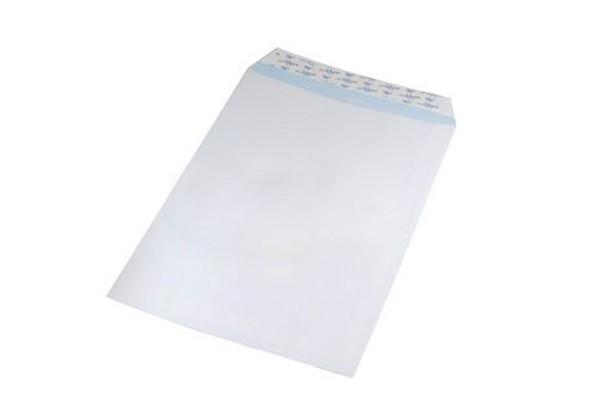Ծրար A4, 229x324 ինքնասոսնձվող, սպիտակ 11002