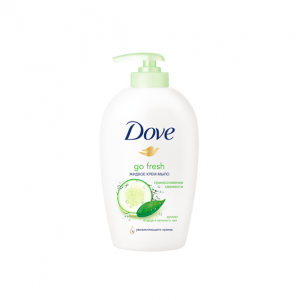 Հեղուկ օճառ Dove Go Fresh 250մլ. 22008