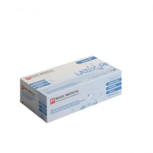 Միանգամյա ձեռնոցներ Latex M 100հատ 21527