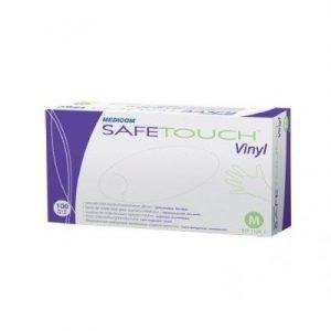 Միանգամյա ձեռնոցներ Vinyl M 100հատ 21525