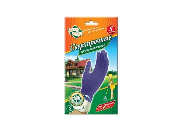 Տնտեսական ձեռնոցներ Мелочи Жизни, ռետինե 21509
