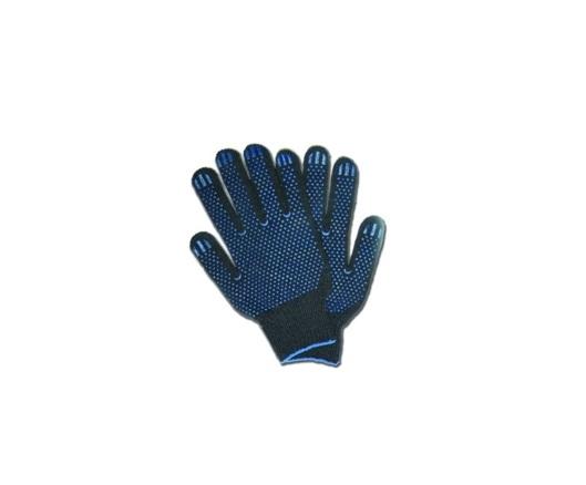Բանվորական ձեռնոցներ ռետինե մակերեսով, հաստ 21511