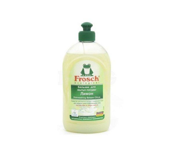 Սպասք լվանալու բալզամ Frosch Lemon 500մլ 21703