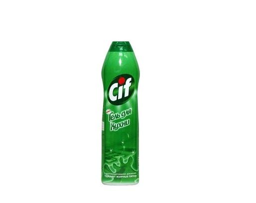 Խոհանոցի մաքրող գել Cif 750մլ 21104