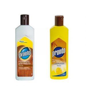 Կահույքի մաքրող հեղուկ Pronto, 300մլ. 21209