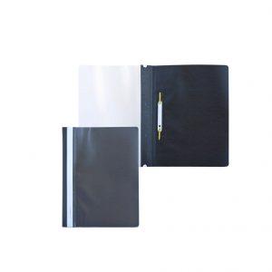 Արագակար պլաստիկ, A4, սև 10205