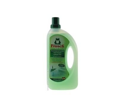 Հատակի ունիվերսալ մաքրման միջոց Frosch 1լ 21314