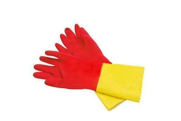 Տնտեսական ձեռնոցներ ZAJEL M, ռետինե 21517