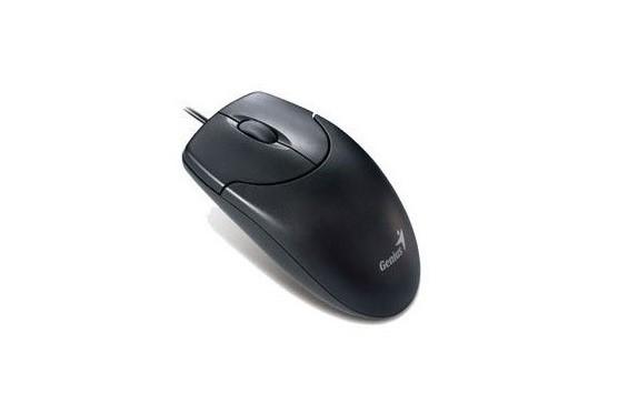 Մկնիկ Genius Netscroll 120, սև 30301