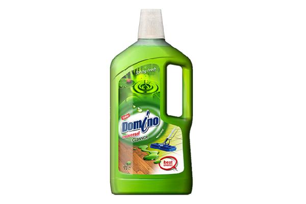 Հատակի ունիվերսալ հեղուկ DOMINO,1լ, կանաչ 21303