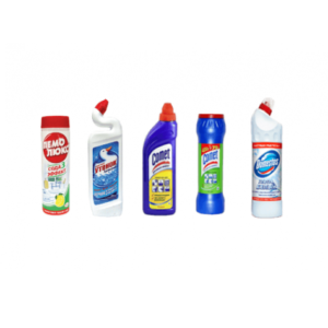 Լոգարանի մաքրման միջոցներ
