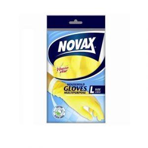 Տնտեսական ձեռնոցներ NOVAX L, ռետինե 21501