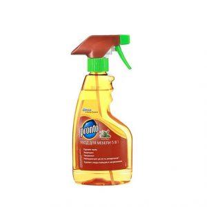 Կահուքի մաքրող սփրեյ Pronto 5в1 500մլ 21207