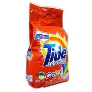 Լվացքի փոշի Tide, գունավոր, ավտոմատ,5կգ 22212