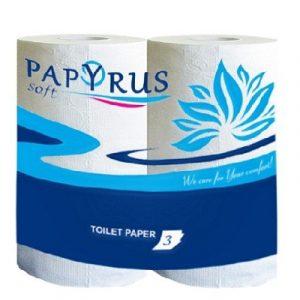 Զուգարանի թուղթ Papyrus, 8հատ