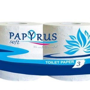 Զուգարանի թուղթ Papyrus, 2հատ